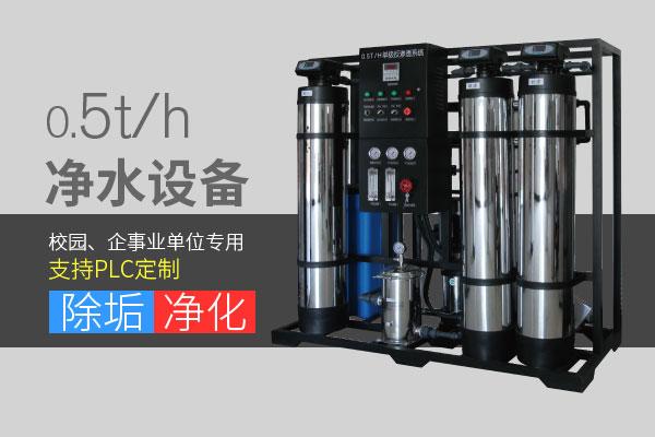 0.5t/h净水设备