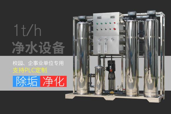 1t/h净水设备